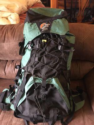 Lowe Alpine backpack + gear for Sale in Homestead, FL