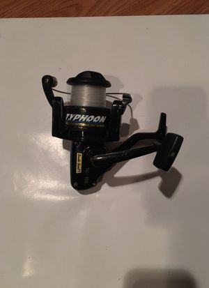 Typhoon spinning fishing reel South Bend for Sale in Philadelphia, PA