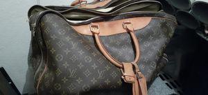 Louis Vuitton Alize weekend/travel bag. for Sale in Las Vegas, NV
