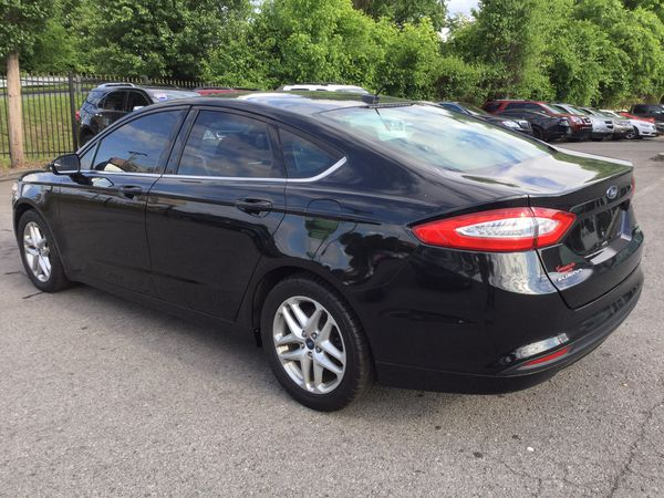 2013 FORD FUSION $2000 down payment