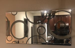 Modern Wall Decorative Mirror for Sale in San Jose, CA