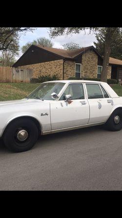 1989 PLYMOUTH GRAN FURY INTERCEPTOR for Sale in Arlington,  TX