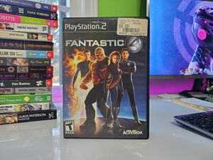 Fantastic 4 Playstation 2 (PS2) for Sale in Stone Mountain, GA