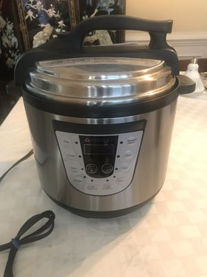 Ambiano Instant Pot electric pressure cooker for Sale in Greensboro, NC