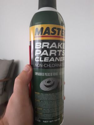 Brake Parts Cleaner for Sale in Waterloo, IA