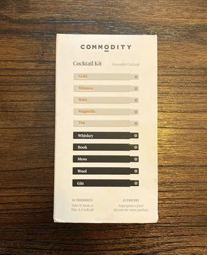 Commodity Fragrance Kit for Sale in Riverside, IL