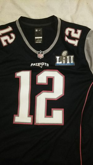 Brand new New England Patriots jersey new wore asking for 70 dollars for Sale in Philadelphia, PA