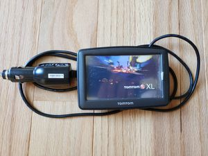 Navigation System w/ charger for Sale in Davenport, IA