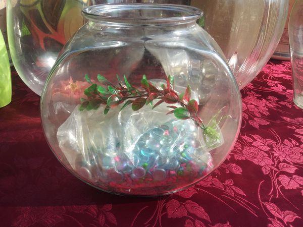 2 Gallon Fish Bowl