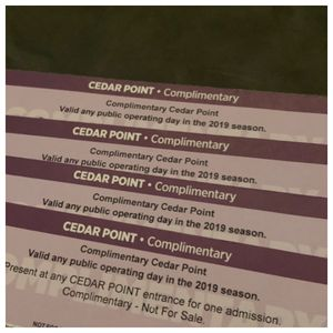 Cedar Point Tickets for Sale in Cleveland, OH