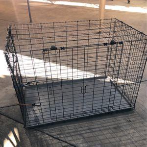 2 Door Dog Crate for Sale in Whittier, CA