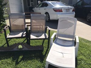 Free outdoor furniture for Sale in San Diego, CA