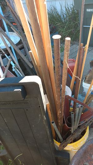 Tools, all, hand tools,power tools, yard implements,hoses,rope,wire,screen,rebar,electrical,any,all,every, for Sale in Redding, CA