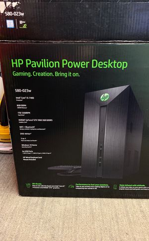 HP Pavilion lightly used windows 10 on there! for Sale in Columbus, OH
