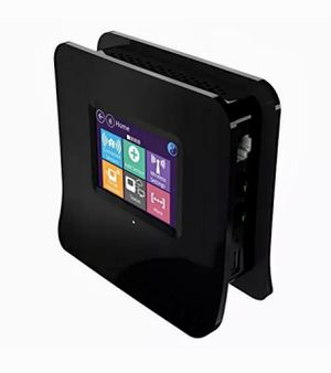 Securifi Almond - (3 Minute Setup) Touchscreen WiFi Wireless Router / Range for Sale in Silver Spring, MD