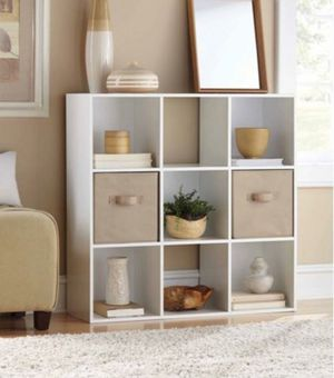 9 cube organizer for Sale in Irving, TX