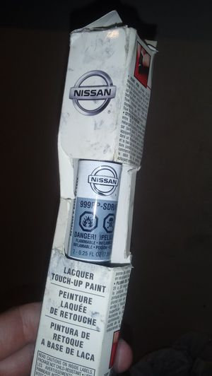 Genuine Nissan Touch-Up Paint 999PP-SDRAY (Deep Blue Pearl) for Sale in Carlsbad, CA