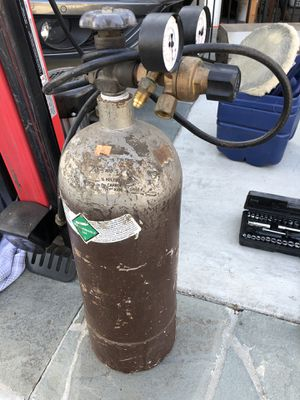 10lb Compressed Gas Tank for Sale in Lakewood, CA