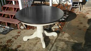 Oak pedestal table refinished for Sale, used for sale  Suwanee, GA