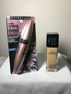 Maybelline Bundle for Sale in Pittsburg, KS