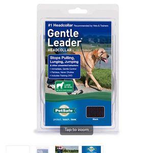 PetSafe Products Black Gentle Leader Headcollar OPEN BOX for Sale in Las Vegas, NV