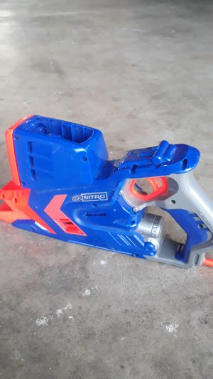 Nerf gun shoots cars for Sale in Ceres, CA