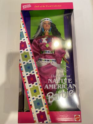 Barbie Third Edition Native American for Sale in Torrance, CA