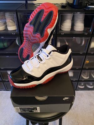 Nike Air Jordan Retro 11 Low Concord Bred 2020 GS Sizes 5 & 6 Brand New DS for Sale in Laurel, MD