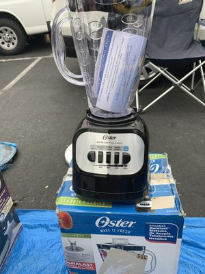 Oster 5 speed blender/licuadora for Sale in Riverside, CA