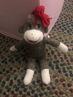 Monkey stuffed toy for Sale in City of Industry, CA