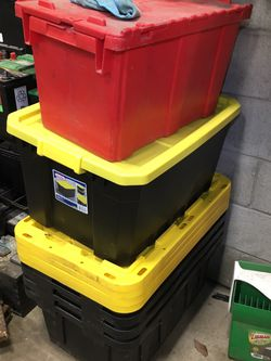 Plastic Storage Containers for Sale in Walpole,  MA