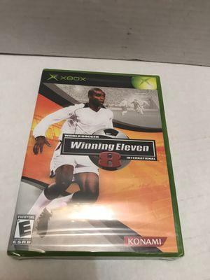 XBOX world Soccer Winning Eleven 8 international for Sale in Jersey City, NJ