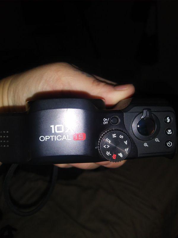 Digital camera works perfect