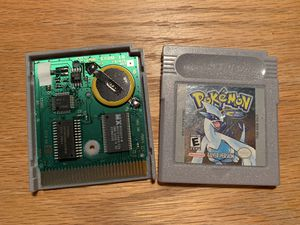 Pokémon Silver for GameBoy for Sale in Tampa, FL