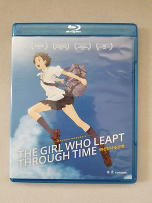 The Girl Who Leapt Through Time Blu-ray DVD 3-Disc Set (2016) Hosoda Mamoru for Sale in Sammamish, WA