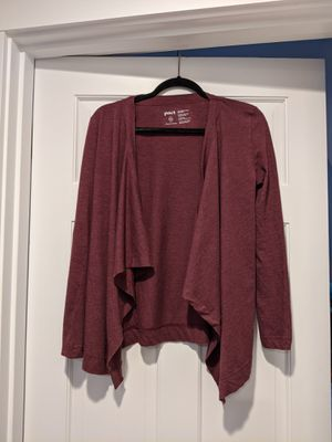 Like -New!! Pact Organic Burgundy Wrap XS for Sale in Redmond, WA