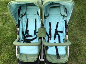 Bumbleride Indie Twin - Double Stroller for Sale in Annandale, VA