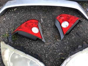 05 Honda Civic headlights taillights for Sale in Woodbridge Township, NJ