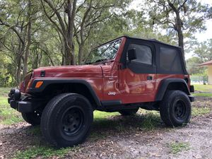 1999 Jeep Wrangler for Sale in Winter Garden, FL