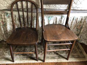 Antique children's nursery school chairs for Sale in Arlington, VA