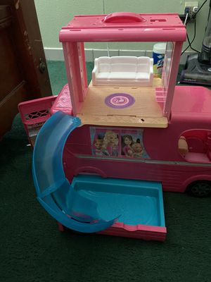 Barbie pop up camper for Sale in Garden Grove, CA