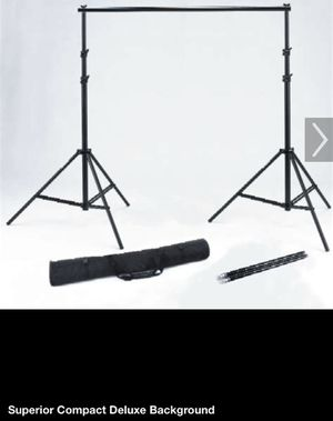 12x12 background stand for Sale in Federal Way, WA