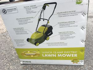 E-Lawnmower for Sale in Houston, TX