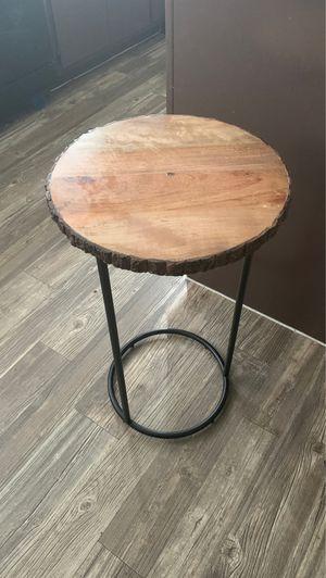 Wooden side table for Sale in Phoenix, AZ