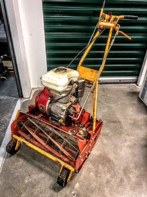Mclane Reel push landscape mower engine motor yard for Sale in Acworth, GA