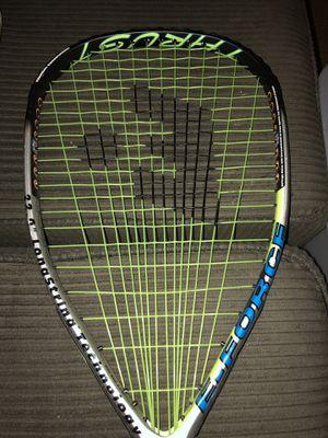racquetball racket for Sale in Murfreesboro, TN