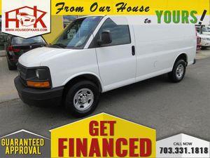 2015 Chevrolet Express Cargo Van for Sale in Manassas, VA