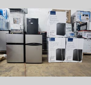 ON SALE! Insignia Mini Refrigerator Fridge Nevera Neverita Frigobar Frigidaire #872 for Sale in Miami, FL