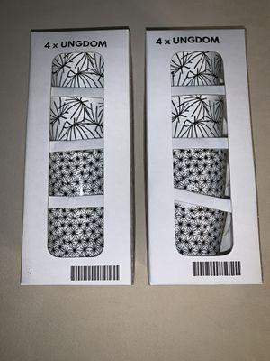 Brand new IKEA UNGDOM Mugs design by Maria Vinka for Sale in Bellevue, WA