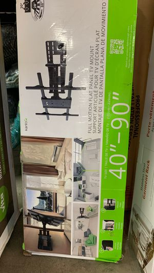 Full motion tv mount for Sale in Anaheim, CA
